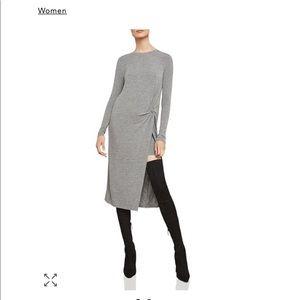 BCBGMAXAZRIA GREY DRESS